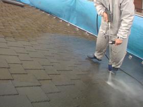 【完工事例】[09.11.23]  海老名市H様邸 外壁塗装・屋根塗装・シーリング増し打ち工事他