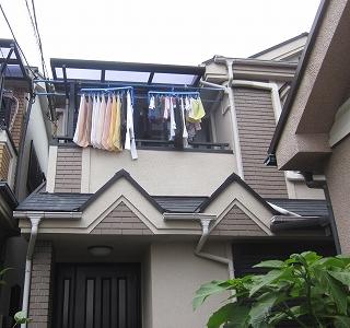 【完工事例】[2017.2.25]川崎市N様邸 外壁塗装・屋根塗装・付帯部塗装他工事