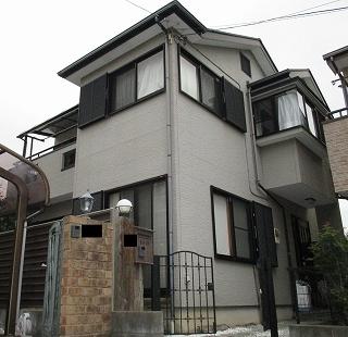 【完工事例】[2017.2.28]藤沢市I様邸 外壁塗装・屋根塗装・付帯部塗装・シーリング打ち換え他工事