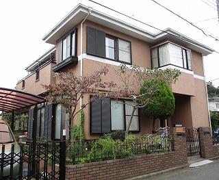 【完工事例】[2017.7.7]藤沢市A様邸 外壁塗装・屋根塗装・付帯部塗装他工事