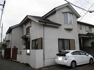 【完工事例】[2017.10.5]藤沢市U様邸 外壁塗装・屋根塗装・付帯部塗装他工事