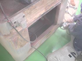 【完工事例】[08.12.28] 藤沢市D製作所内 機械塗装