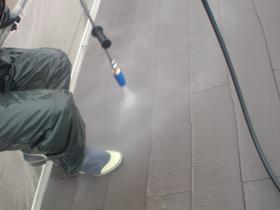 【完工事例】[09.2.25] 藤沢市住宅(2009年3月) 外壁防水塗装・屋根塗装 他