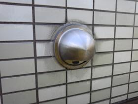 【完工事例】[09.8.3] 藤沢市Sビル 外壁タイル洗浄工事
