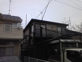 【完工事例】[10.3.8] 藤沢市N様邸 外壁塗装・屋根塗装・他塗装工事