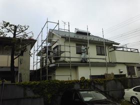 【完工事例】[10.6.14] 横浜市泉区K様邸 外壁塗装・屋根塗装・他塗装工事