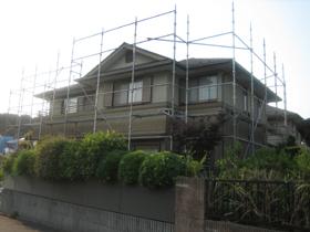 【完工事例】[10.7.21] 藤沢市K様邸 外壁塗装、屋根塗装他塗装工事