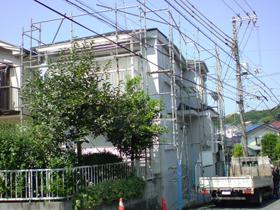 【完工事例】[10.8.17] 横浜市栄区T様邸 外壁塗装・屋根塗装・他塗装工事
