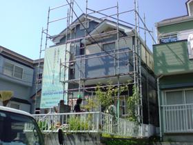 【完工事例】[10.9.1] 横浜市金沢区W様邸 外壁塗装・屋根塗装・他塗装・シーリング打ち替え など