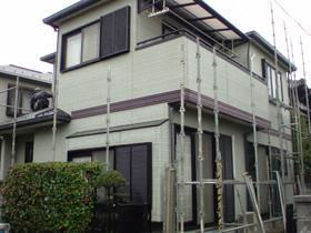 【完工事例】[10.10.28] 藤沢市K様邸 外壁塗装・屋根塗装・シーリング打ち替え工事他
