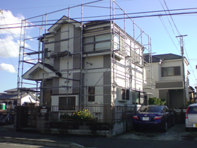 【完工事例】[10.12.8] 藤沢市O様邸 外壁塗装・屋根塗装・他塗装工事