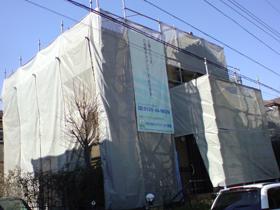 【完工事例】[11.3.9] 藤沢市F様邸 外壁塗装・他塗装・シーリング打ち替え工事