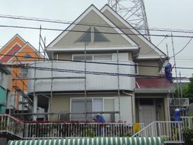 【完工事例】[11.5.12] 平塚市I様邸 外壁塗装・屋根塗装・他塗装工事