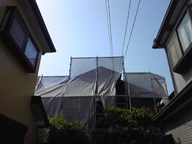【完工事例】[11.6.6] 藤沢市M様邸 外壁塗装・屋根塗装・付帯部塗装・シーリング打ち替え・防水工事