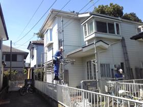 【完工事例】[11.7.13] 横浜市泉区S様邸 外壁塗装・屋根塗装・付帯部塗装・シーリング打ち替え工事
