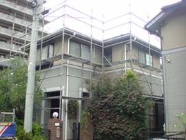 【完工事例】[11.9.20] 藤沢市O様邸 外壁塗装・屋根塗装・付帯部塗装・シーリング打ち替え他工事