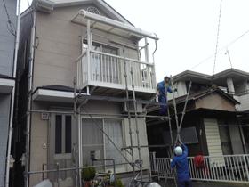 【完工事例】[11.11.28] 藤沢市K様邸 外壁塗装・屋根塗装・付帯部塗装・シーリング打ち替え工事