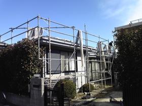 【完工事例】[12.2.2] 藤沢市K様邸 外壁塗装・屋根塗装・付帯部塗装・シーリング打ち替え工事