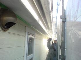 【完工事例】[12.2.3] 藤沢市K様邸 外壁塗装、付帯部塗装、バルコニー床塗装、シーリング打ち替え工事