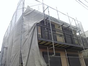 【完工事例】[12.5.7] 藤沢市K様邸 外壁塗装・付帯部塗装・シーリング打ち替え工事