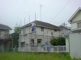【完工事例】[12.5.25] 藤沢市A様邸 外壁塗装・屋根塗装・付帯部塗装・シーリング増し打ち工事