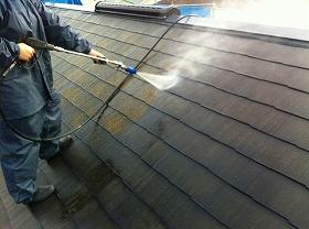 【完工事例】[12.11.6]  二宮町A様邸 外壁塗装・屋根塗装・付帯部塗装・バルコニー床トップコート他工事