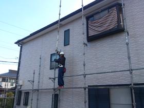 【完工事例】[13.2.23] 藤沢市M様邸 シーリング打ち替え工事