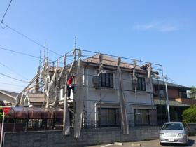 【完工事例】[13.5.18] 藤沢市K様邸 外壁塗装・屋根塗装・付帯部塗装・バルコニー床トップコート塗替工事
