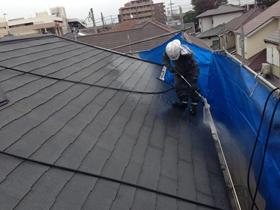 【完工事例】[13.9.30] 横浜市泉区M様邸 外壁塗装・屋根塗装・付帯部塗装工事