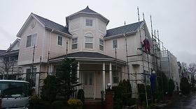 【完工事例】[14.3.20] 横浜市瀬谷区T様邸 外壁塗装・付帯部塗装・シーリング打ち均し工事