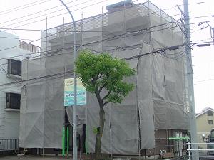 【完工事例】[14.5.6] 藤沢市T様邸 外壁塗装・屋根塗装・付帯部塗装他工事