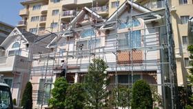 【完工事例】[14.5.7] 横浜市瀬谷区W様邸 外壁塗装・屋根塗装・付帯塗装・シーリング打替・他工事