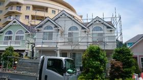 【完工事例】[14.5.30] 横浜市瀬谷区T様邸 外壁塗装・屋根塗装・付帯塗装・シーリング打替・他工事