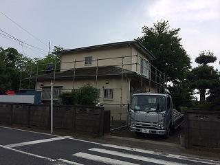 【完工事例】[14.7.14] 藤沢市W様邸 外壁塗装・屋根塗装・付帯塗装他工事