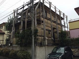 【完工事例】[14.9.9] 藤沢市Y様邸 外壁塗装・付帯部塗装・シーリング工事他