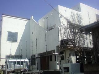 【完工事例】[15.3.13] 藤沢市S様邸 外壁塗装・屋根塗装・付帯部塗装・バルコニー床トップコート他塗装工事