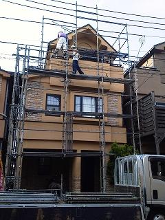 【完工事例】[15.6.20]  綾瀬市H様邸 外壁塗装・屋根塗装・付帯部塗装。シーリング打ち替え他工事
