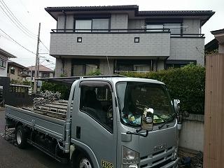 【完工事例】[15.8.28] 藤沢市W様邸 外壁塗装・屋根塗装・付帯塗装工事