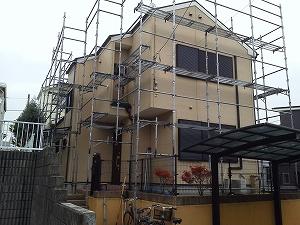 【完工事例】[15.12.2] 藤沢市T様 外壁塗装・屋根塗装・付帯部塗装・シーリング打ち替え他工事