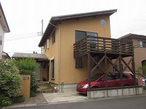 【完工事例】[16.2.3] 鎌倉市U様邸 外壁塗装・屋根塗装・付帯部塗装他工事