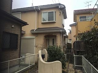 【完工事例】[16.2.25] 藤沢市H様邸 外壁塗装・屋根塗装・付帯部塗装工事
