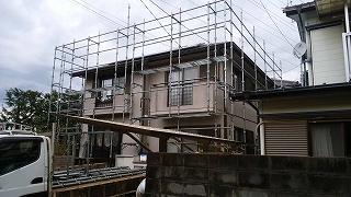 【完工事例】[16.4.8]  厚木市K様邸 外壁塗装・屋根塗装・付帯部塗装他工事