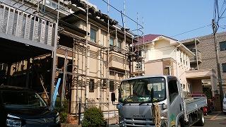 【完工事例】[16.5.23] 藤沢市M様邸 外壁塗装・屋根塗装・付帯部塗装・シーリング打替工事