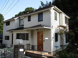 【完工事例】[16.7.22] 横浜市H様邸 外壁塗装・屋根塗装・付帯部塗装・シーリング打替工事