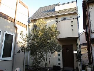 【完工事例】[16.8.17] 藤沢市H様邸 外壁塗装・付帯部塗装工事