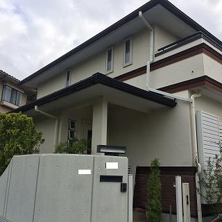 【完工事例】[16.9.12] 藤沢市S様邸 外壁塗装・屋根塗装・付帯部塗装他工事