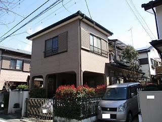 【完工事例】[16.9.20] 藤沢市S様邸 付帯部塗装他工事