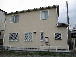【完工事例】[16.11.4] 平塚市N様邸 外壁塗装・屋根塗装・付帯部塗装他工事